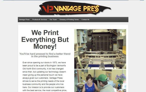 Vantage Press