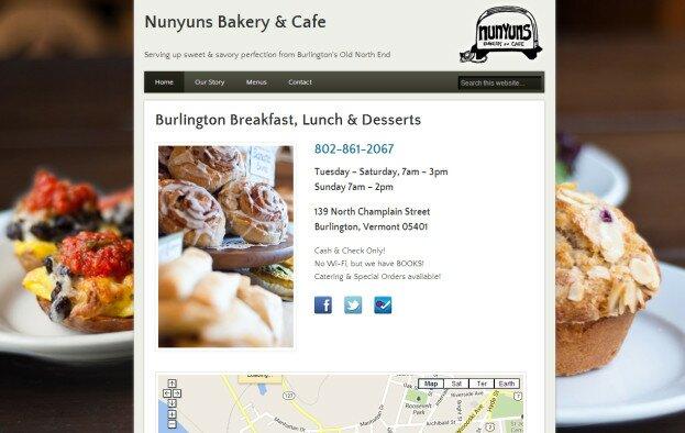 Nunyuns Bakery